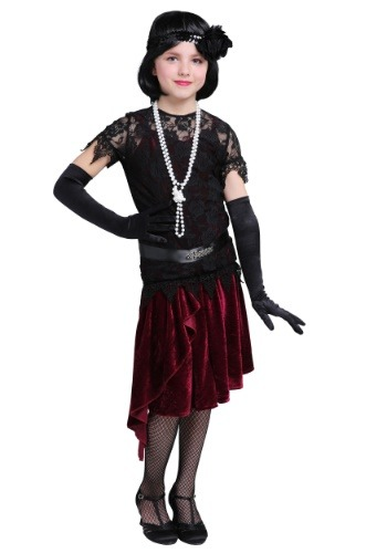 Toe Tappin Flapper Girls Costume