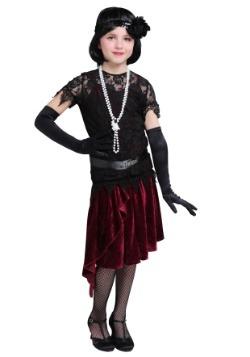 Toe Tappin Flapper Girls Costume