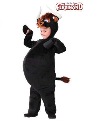 Toddler Ferdinand Bull Costume