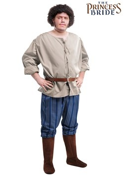 Plus Size Princess Bride Fezzik Costume