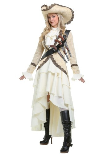 Captivating Pirate Womens Costume