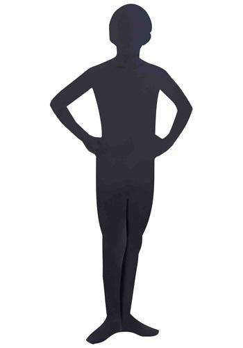 Child Black Skin Suit