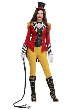 Ravishing Ringmaster Women's Costume