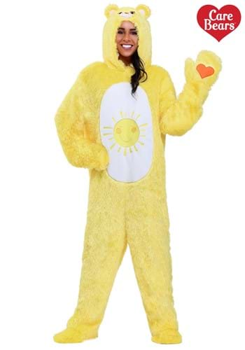Care Bears Adult Classic Funshine Bear Costume
