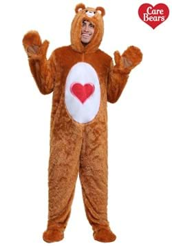 Care Bears Adult Classic Tenderheart Bear Costume