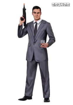 Adult Sterling Archer Costume