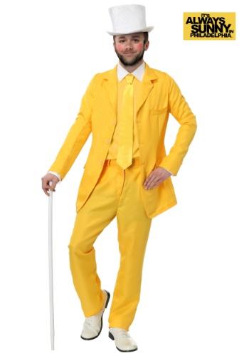 Always Sunny Dayman Suit Costume