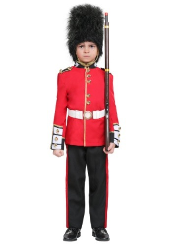 Boys Royal Guard Costume
