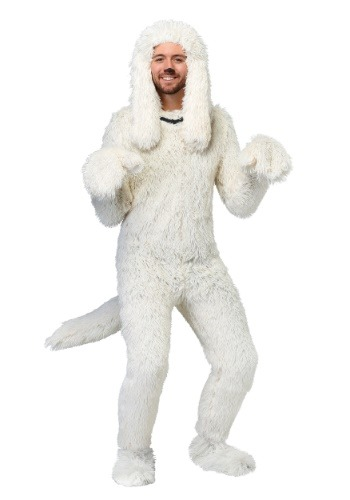 Shaggy Sheep Dog Adult Costume
