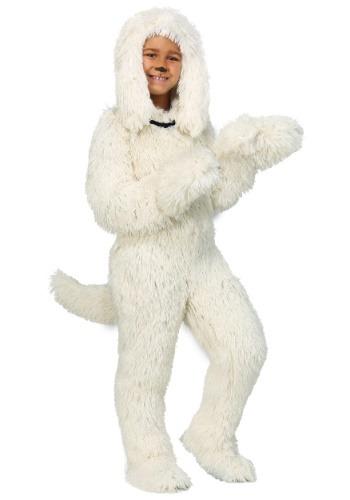 Shaggy Sheep Dog Kids Costume