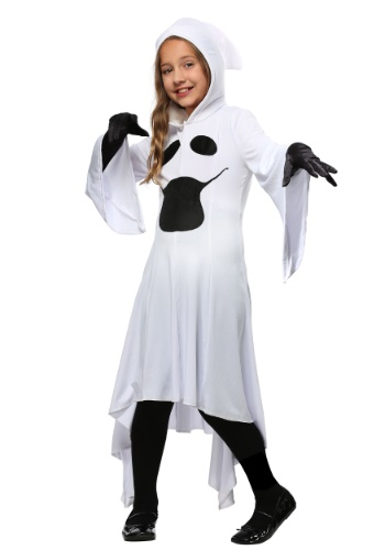Gorgeous Ghost Girls Costume