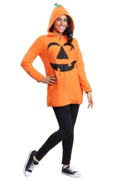 Women's Playful Pumpkin Costume