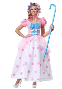 Women's Bo Peep Plus Size Costume