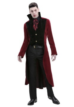 Plus Size Men's Dreadful Vampire