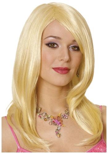 Alice Blonde Adult Wig