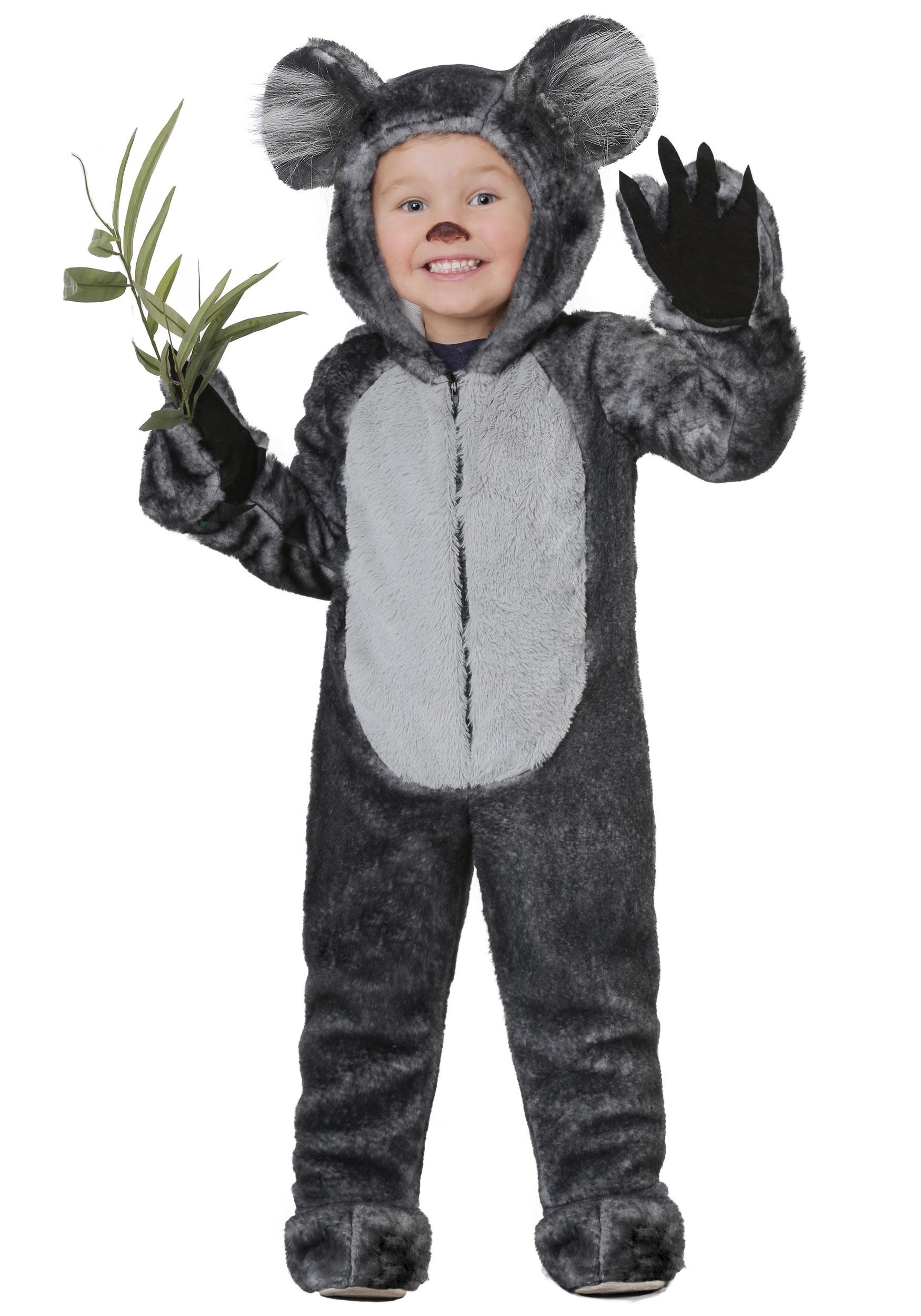 Koala Bear Toddler Costume