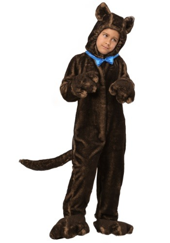 Child Deluxe Brown Dog Costume