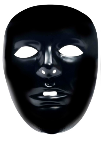 Do It Yourself Black Mask