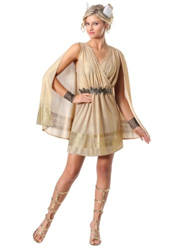 Women's Radiant Goddess Costume