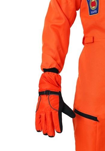 Astronaut Orange Gloves