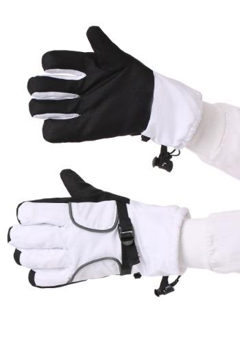 Astronaut Child White Gloves