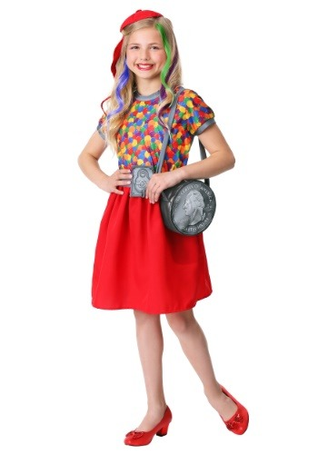 Gumball Machine Costume for Girls