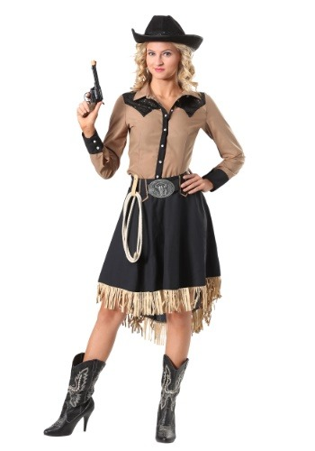 Women's Lasso'n Cowgirl Costume