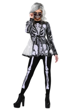 Women's Fierce Skeleton Costume