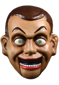 Adult Goosebumps Slappy the Dummy Vacuform Mask