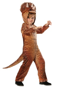 Toddler Triceratops Costume