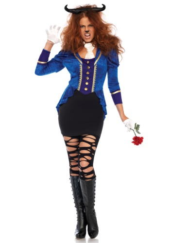 Women's Beastly Babe Costume