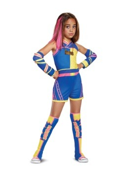 WWE Sasha Banks Girls Costume