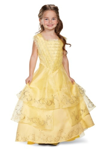 Belle Ball Gown Prestige Girls Costume