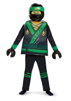 Ninjago Movie Lloyd Deluxe Boys Costume