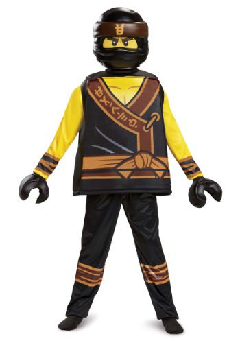 Ninjago Movie Cole Deluxe Boys Costume