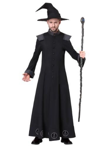 Men's Warlock Costume
