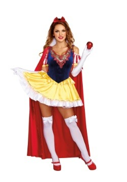 Sassy Snow White Women's Costume