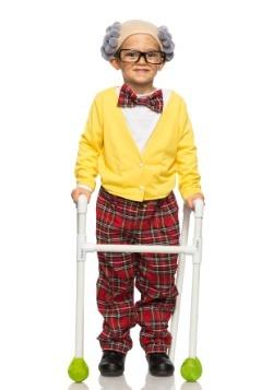Child Grandpa Costume