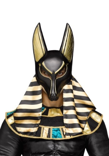 Adult Anubis Mask