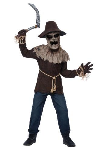 Nightmare Scarecrow Boys Costume