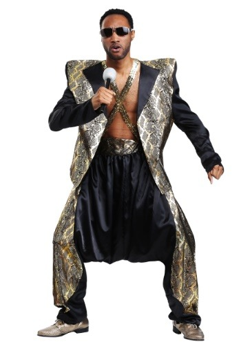 Men's Can't Touch This Popstar Costume