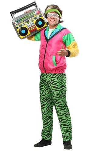 Mens 80's Jock Costume