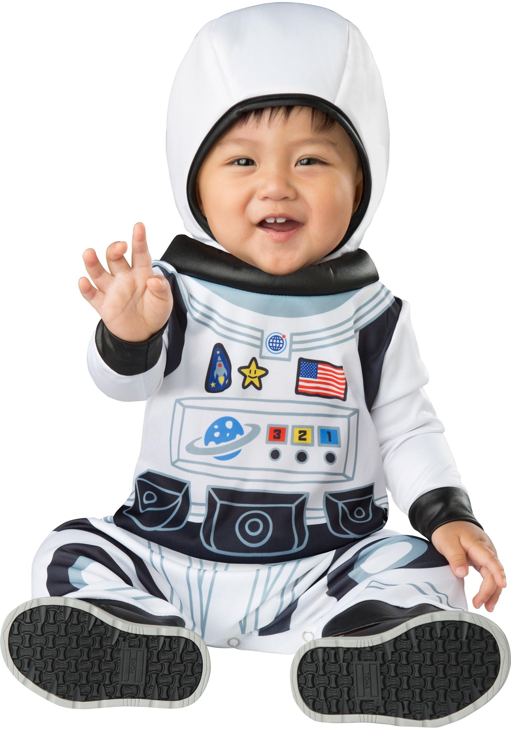 Astronaut Tot Infant Costume  sc 1 st  Halloween Costumes & Astronaut Tot Costume for Infants