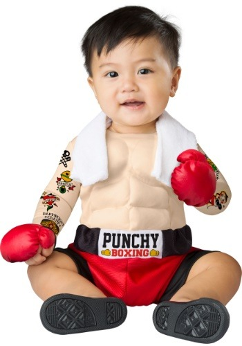 Infant Boxer Costume