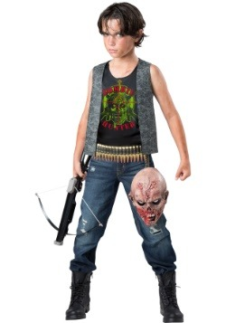 Boy's Zombie Hunter Costume