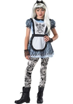 Tween Dark Alice Costume