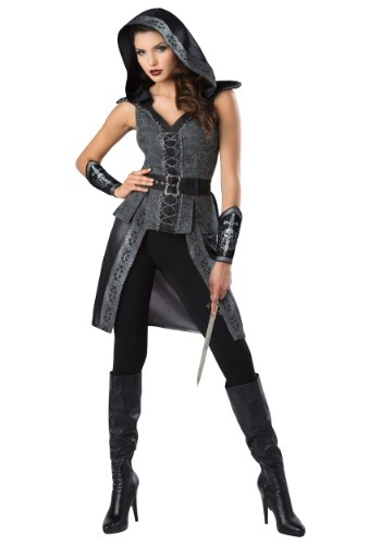 Woman's Dark Woods Huntress Costume
