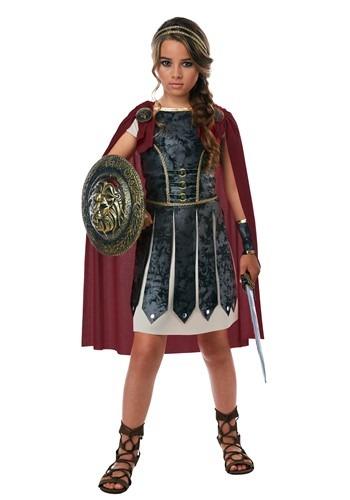 Fearless Gladiator Girls Costume