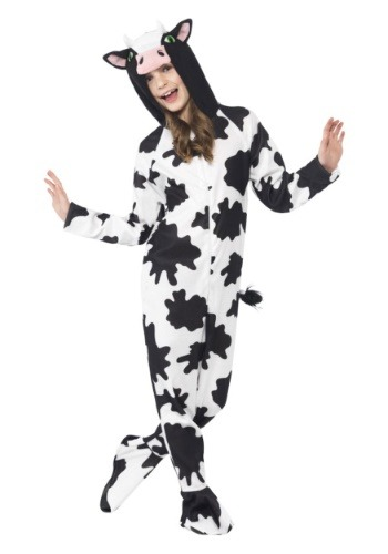 Kids Cow Costume