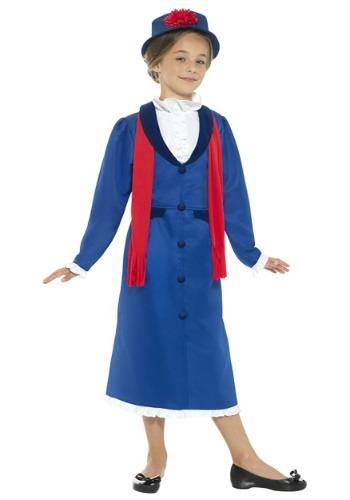 Girls Singing Nanny Costume